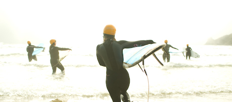 Surf Weekender Getaway