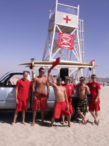 Seaside Lifeguards 2012