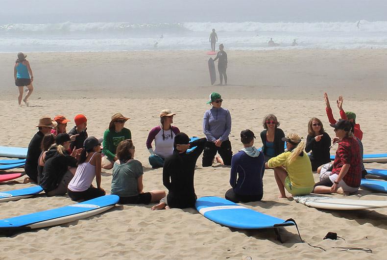 SURF WEEKENDER GETAWAYS