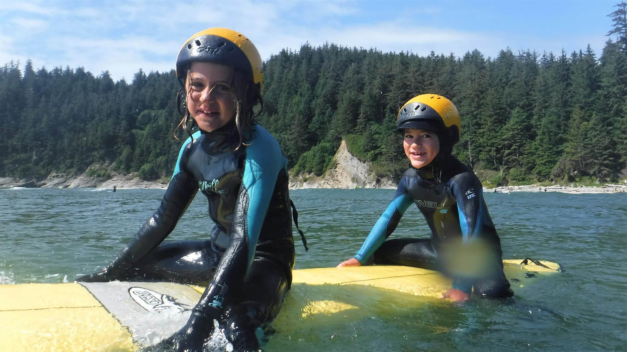 KID'S SURF & BODYBOARDING LESSONS